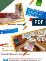 Integración Escolar en Chile - Metodologia 2