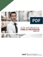 2 Anexo a Claro Guia Informativa Para El Proveedor 2018 (08feb18)
