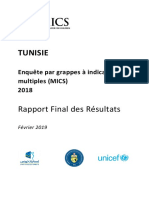 Tunisia 2018 MICS SFR French (1)