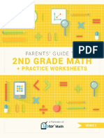 Parents Guide to 2nd Grade Math