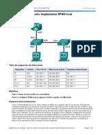5.3.2.3 Lab - Implement Local SPAN.pdf