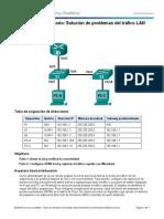 5.3.3.2 Lab - Troubleshoot LAN Traffic Using SPAN.pdf