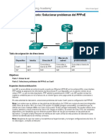 3.2.2.8 Lab - Troubleshoot PPPoE.pdf