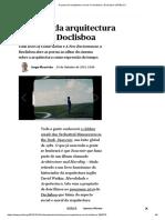 A Poesia Da Arquitectura Moral No Doclisboa _ DocLisboa _ PÚBLICO