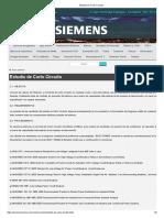 Estudio de Corto Circuito Siemens
