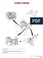13b Renesis Engine Details