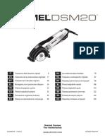 Manual de instrucciones Dremel DSM20.pdf