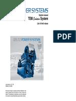Deutz TCG2032 Limit Values