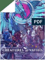 Creatures of Vathis