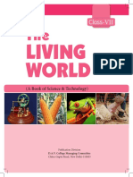 The Living World - Class7