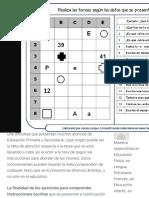 COMPRENSIÓN DE INSTRUCCIONES3 | Escuela Digital