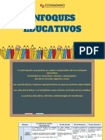 ENFOQUES EDUCATIVOS