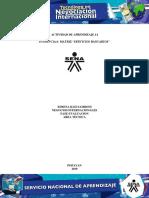 Evidencia 6 Matriz Servicios Bancarios XM