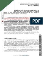 20190313_bases Para La Participación en El Mercado Medieval de Las Tres Culturas Que Se Llevará a Cabo Los Días 11, 12, 13 y 14 de Julio de 2019-1