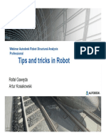 Webinar N°6 Tips and tricks in Robot