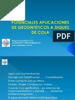 Geosinteticos en Diques de Cola.pdf