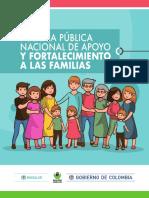 Politica de Familia