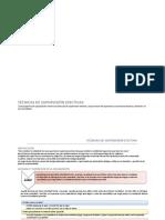 Tecnicas de Supervisión Efectiva - Guía Resumida