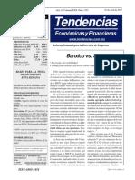 Tendencias Económicas y Financieras