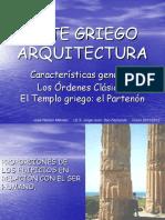 3.2.Arte Griego Arquitectura