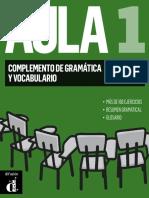 Complemento de gramatica y vocabulario