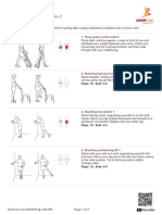 Exercise for Hips After Surgery 2