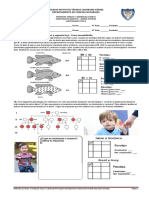 Ejercicios de GENÉTICA - Biología noveno (Cuestionario tipo 2).pdf