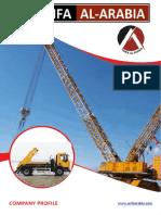 [Anfa Al-Arabia] Company Profile