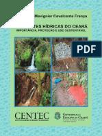Nascentes Hídricas Do Ceará - Importância, Proteção e Uso Sustentável