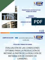 Presentación Anteproyecto Stefany Correa.