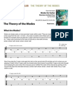 Theory of Modes