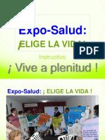 Expo Salud Instructivo General