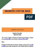Decreto 1737 de 2010