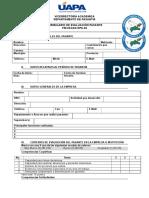 3. Formulario de Evaluacion de Pasantia