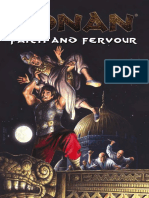 Conan D20 1e Faith and Fervour