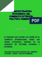 Comercio Internacional Politica Comercial 2019 2