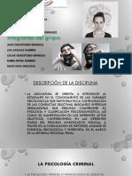 La Psicología Criminológica.23,Octubre (3)
