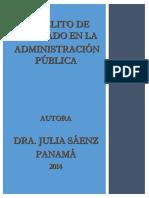 Peculado por la Dr. Julia Saenz.pdf