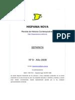 La Intensidad de La Limpieza Política Franquista en 1936 en La Ribera de Navarra.