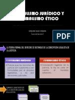 Formalismo Jurídico y Formalismo Ético10
