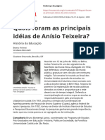 Anísio Teixeira