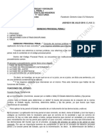 Derecho Procesal Penal i, Contenido Primer Parcial, 6to Semestre, Sección f.pdf · Versión 1 (1)