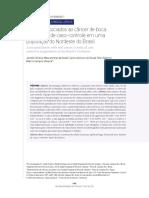 Artigo 1 Epidemiologia Cncer de Boca