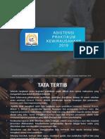PPT Asistensi Kewirausahaan 2019
