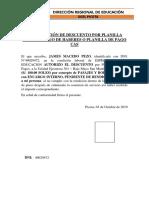 Autorizacion de Descuento James (1)