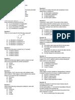 Organic Chemistry (Alkyl Had., Stereo., Aromat.) [160 Items)
