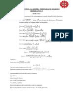 Primera Práctica Calificada Ordinaria de Analisis Matematico i