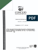 Acuerdo 450-2018 Consejo de Cali