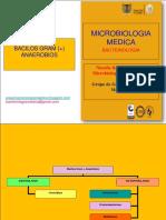 6 Bacilos Gram + ANaerobios Esporulados Clostridium