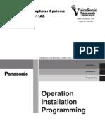 SBS User Manual